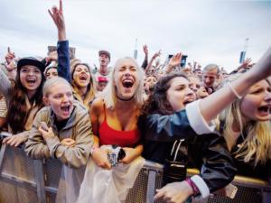 rape at festivals