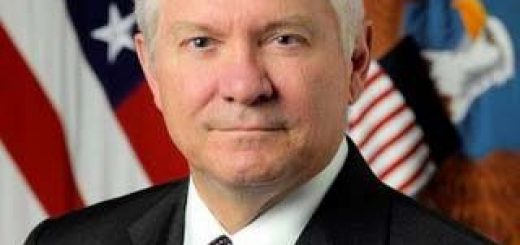 Former Seceratary of Defense Robert Gates who threaten Israel over attacking Iran