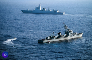 China claims almost all of the South China Sea and has sought to bolster its case by building a series of artificial islands capable of supporting military facilities