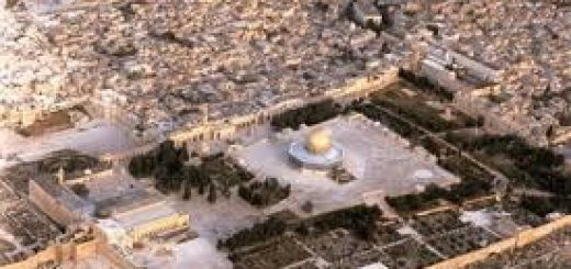 Temple Mount Jerusalem: Ground Zero for Bible Prophecy