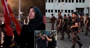 turkish purge
