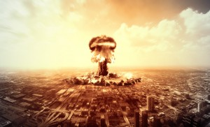 Will nuclear weapons be used in the coming war?